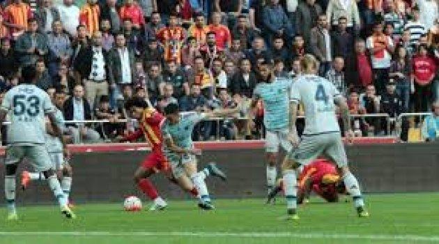 Kayserispor 1-0 Fenerbahçe