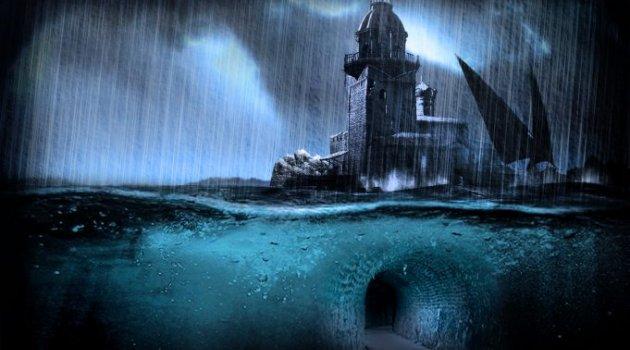 Kız Kulesi Altındaki Gizli Geçit