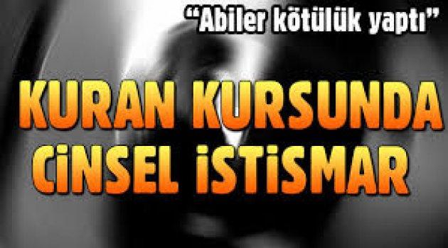 Konya'da yatılı Kuran kursunda cinsel istismar