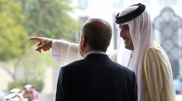 Körfez medyası Katar'ın Türkiye'ye 15 milyar dolarlık yatırımına tepkili