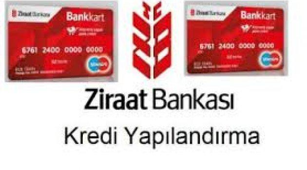 Kredi kartı borçlu yapılandırması detayları