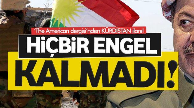 'Kürdistan'ın önünde hiçbir engel kalmadı'