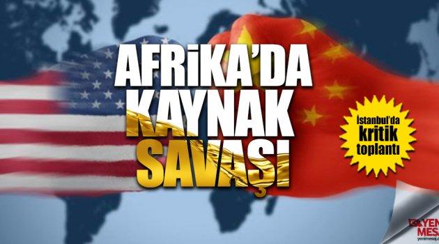 ABD ile Çin Afrika'da kapışıyor