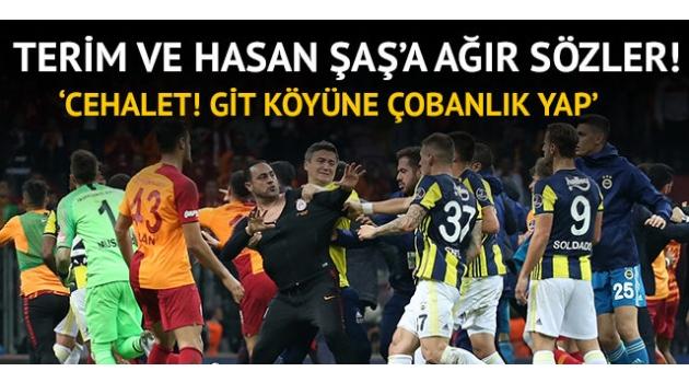 Ahmet Çakar, Hasan Şaş ve Fatih Terim için ağır sözler!