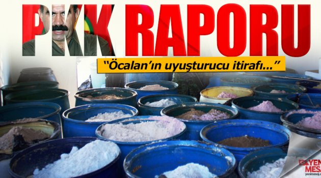 Apo'dan itiraf! PKK/KCK raporu...
