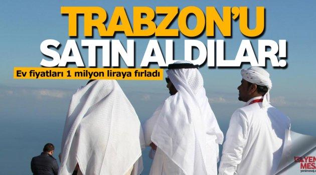 Araplar Trabzon'u satın aldı