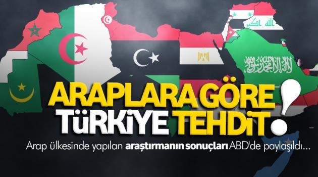 Araplara göre Türkiye bir tehdit!