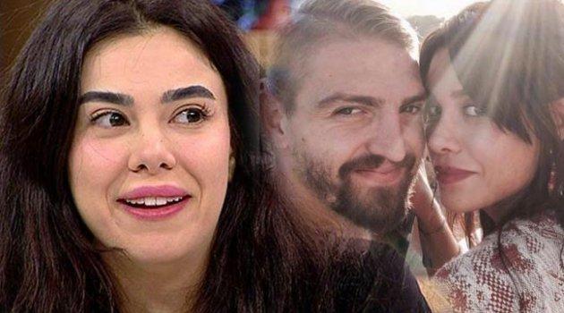 Asena Atalay, Caner Erkin'in yakasından düşmüyor