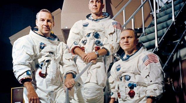 Ay'a ilk seyahat eden üç isimden biri: Mars'a insan göndermek aptalca