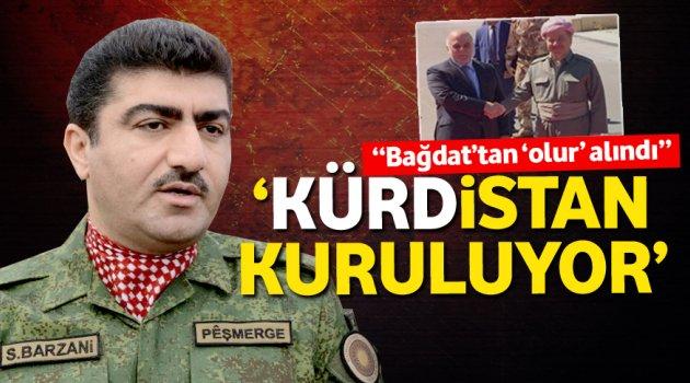 Bağdat'tan 'Kürdistan'a onay alındı!