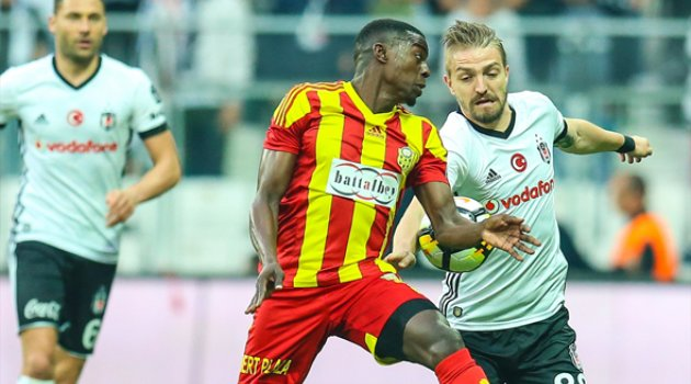Beşiktaş 3 Malatyaspor 1