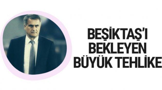 Beşiktaş'ı bekleyen 2 büyük tehlike!