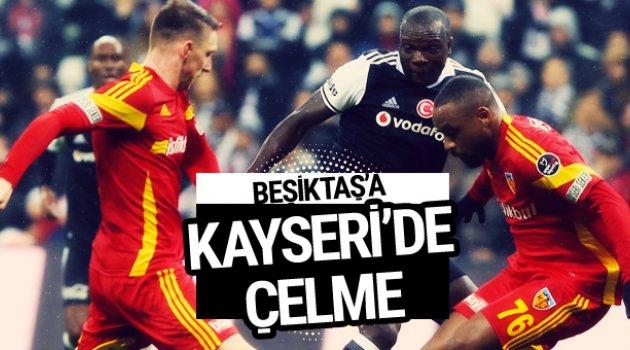 Beşiktaş - Kayserispor 2-2