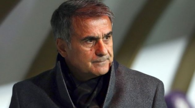 Beşiktaş yönetiminden Şenol Güneş'e eleştiri!