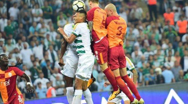Bursaspor - Galatasaray 1-2