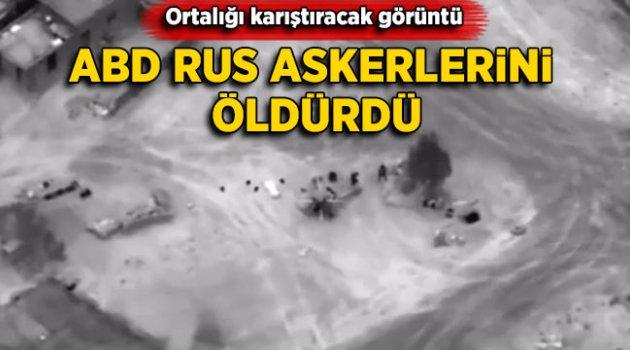 CIA açıkladı: Suriye'deki saldırılarda yüzlerce Rus öldü