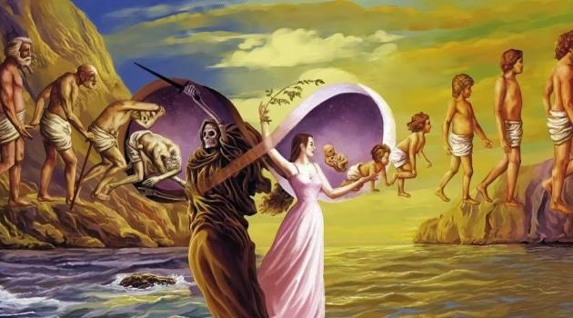 Doğumdan önce neredeydik ? Ölümden sonra nerede olacağız ?