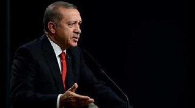 Erdoğan'dan Reuters'e konuştu: Zarrab babamın oğlu değil