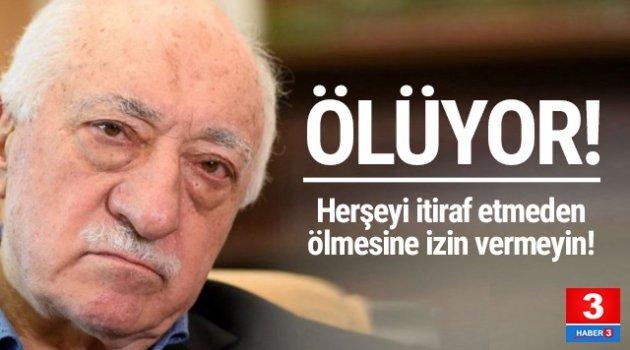 FETÖ elebaşısı Gülen'in sağlık durumuyla ilgili kritik bilgi