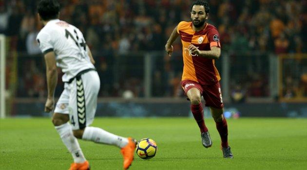 Galatasaray Konyaspor maçı zor da olsa 2-1 kazandı