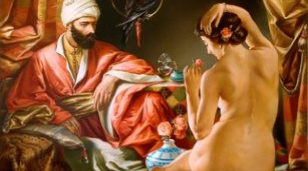 Hadım Edilmiş Harem Ağalarının Oral Seks Yeteneğinden Aşk Mektuplarına: Osmanlı Haremi ve Cariyeler