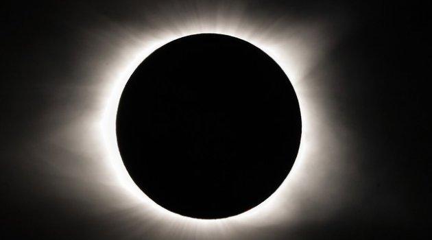 İlk güneş tutulması 3 bin yıl önce gerçekleşti