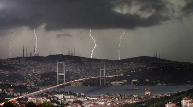 İstanbullular dikkat! Fırtına yaklaşıyor