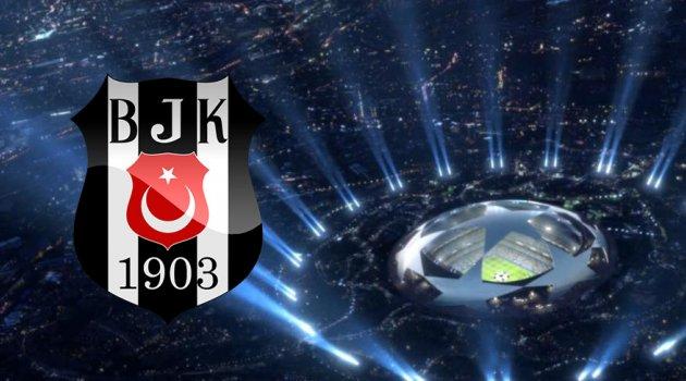 İşte Beşiktaş'ın Avrupa rakipleri