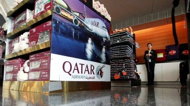 Katar ablukasını kırmak için '4 bin inek' havadan taşınacak