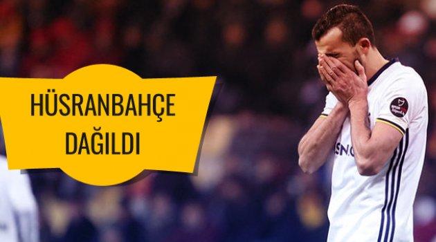 Kayserispor 4-1 Fenerbahçe