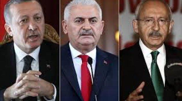 Kılıçdaroğlu'ndan Erdoğan ve Yıldırım'la ilgili anlaşmazlık iddiası
