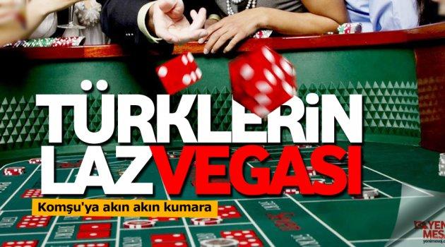 Kumar müptelası Türkler Laz Vegas'a akın ediyor!
