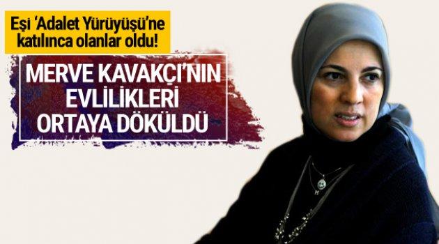 Merve Kavakçı'nın evlillikleri ortalığı karıştırdı Cihargir İslam krizi!