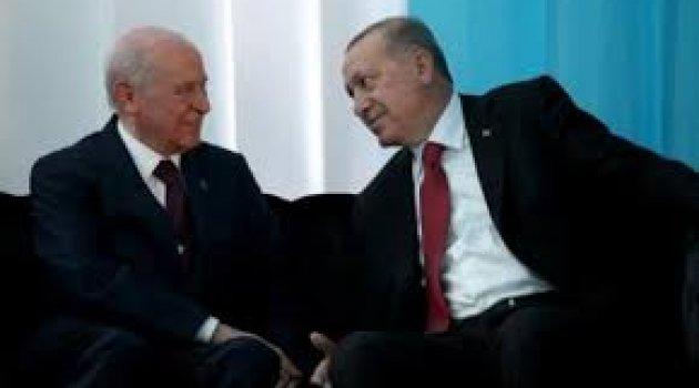 MHP'den Erdoğan'a: Sen yıldız ol ben hilal 'cumhur'da buluşalım