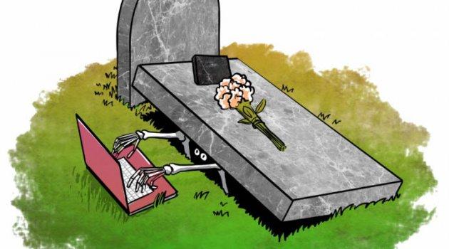 Ölümden sonra dijital hayat!