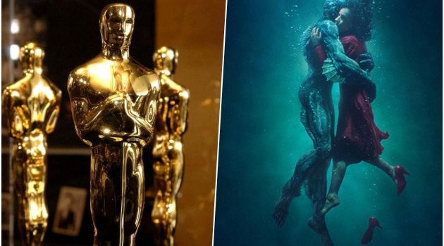 Oscar ödülleri 2018 kazananları belli oldu!