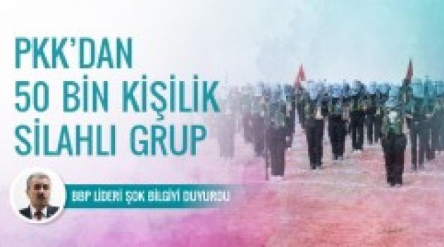 PKK büyük bir hazırlığın içinde!