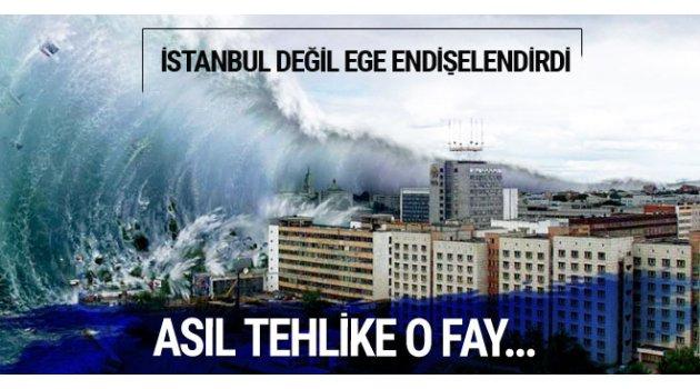 Profesörden ürküten deprem bilgisi o fay kırılırsa bittik!