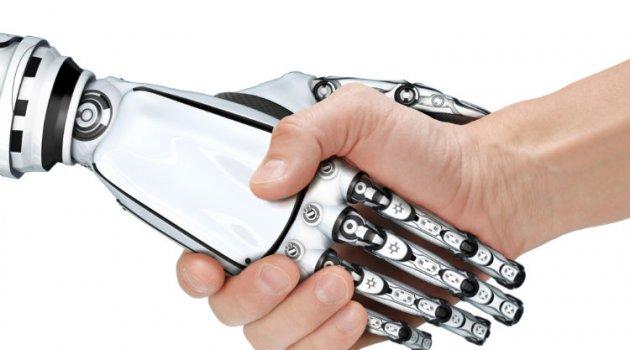 Robotlara İnsan Derisi Geliyor!
