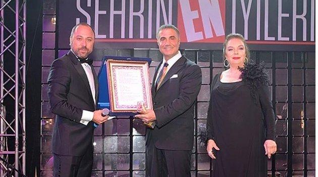 Sedat Peker'e ödül skandalı Demirören'i kızdırdı: Milliyet o eki kapattı
