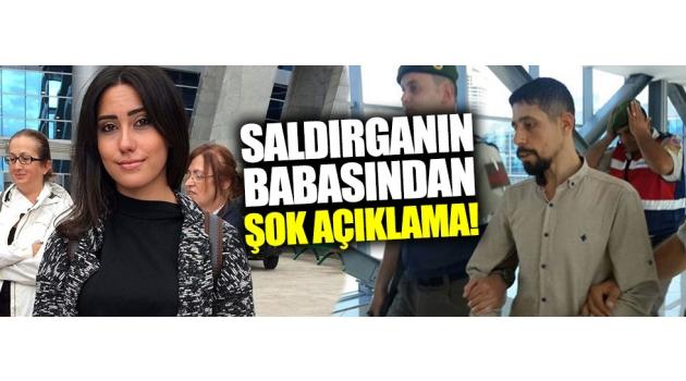 Şortlu kıza saldıran şahsın babası konuştu: Oğlum haklı!