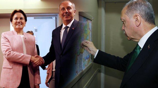 The Economist oy oranları verdi: Muhalefet Erdoğan karşısında galibiyet kokusu alıyor