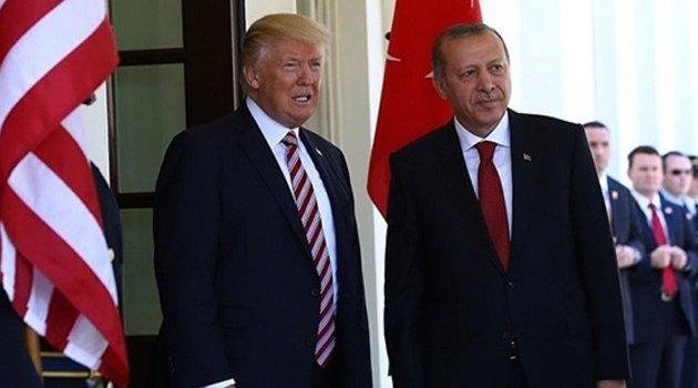 Trump Erdoğan görüşmesiyle ilgili Beyaz Saray açıklaması