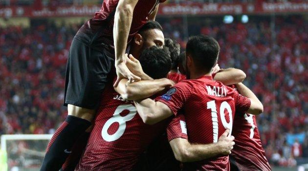 Türkiye-Finlandiya'yı 2-0 la geçti