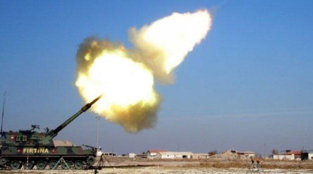 Türkiye YPG kontrolündeki Afrin'i bombalıyor