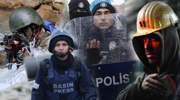 Türkiye'nin en stresli meslekleri belli oldu