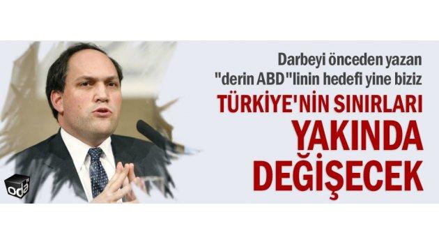 Türkiye'nin sınırları yakında değişecek