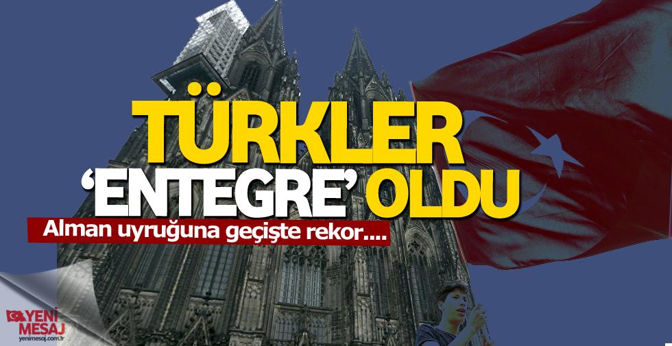Uyruğunu değiştirmede Türkler birinci