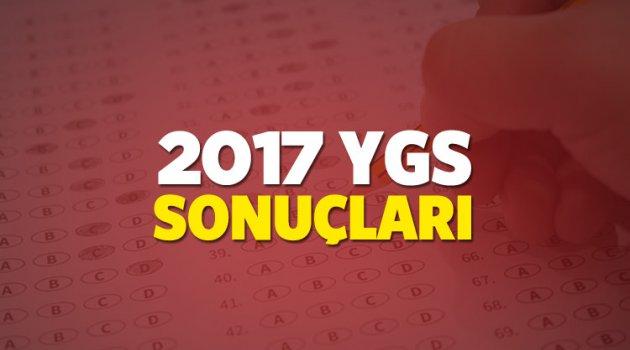 YGS sınav sonuçları ÖSYM tarafından açıklandı.. İşte YGS 2017 sınav sonucu sorgulama adresi