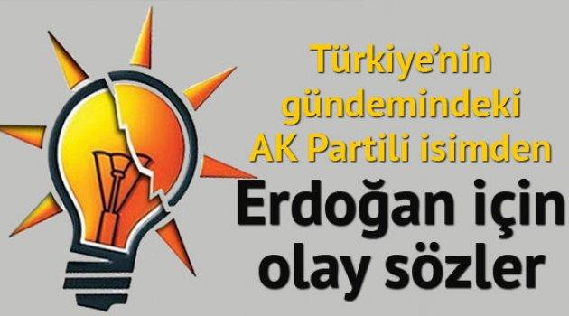 Melih Gökçek, çevresine Erdoğan için bakın ne diyor!